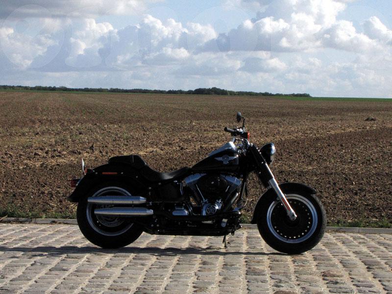 Essai Harley-Davidson Fat Boy Special 2010 par Jean-Michel Lainé