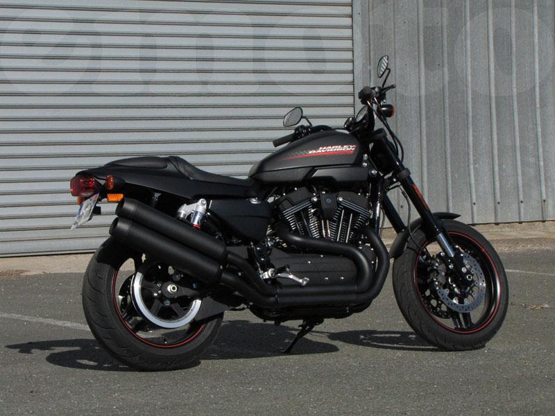 Essai Harley-Davidson XR1200X modèle 2010 par Jean-Michel Lainé