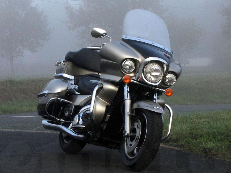 Essai Kawasaki VN1700 Voyager modèle 2009 par Jean-Michel Lainé