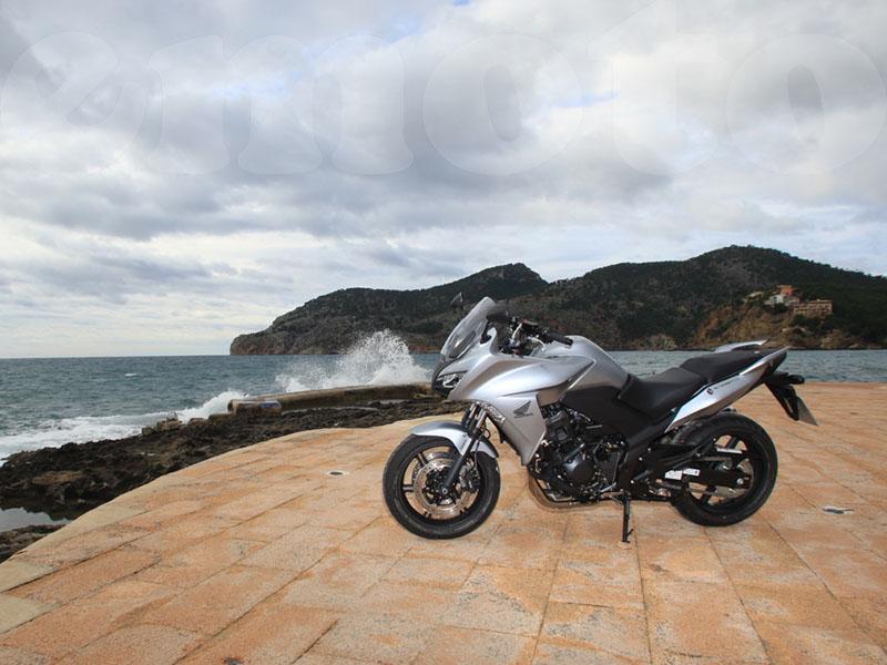 Essai Honda CBF1000F ABS 2010 par Cédric Tangre