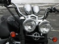 Photo 1 Essai Triumph Rocket III Roadster 2010