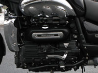 Photo 3 Essai Triumph Rocket III Roadster 2010