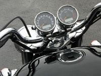 Photo 6 Essai Triumph Rocket III Roadster 2010