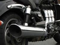 Photo 9 Essai Triumph Rocket III Roadster 2010