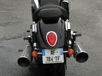 Photo 10 Essai Triumph Rocket III Roadster 2010