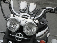 Photo 13 Essai Triumph Rocket III Roadster 2010