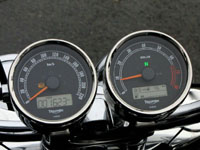 Photo 14 Essai Triumph Rocket III Roadster 2010