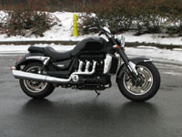 Photo 21 Essai Triumph Rocket III Roadster 2010