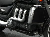 Photo 23 Essai Triumph Rocket III Roadster 2010