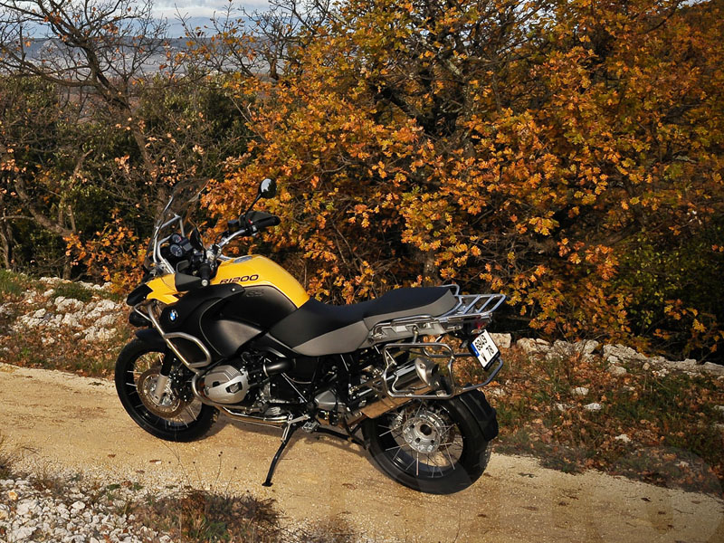 BMW R 1200 GS Adventure 2010