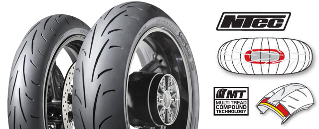 dunlop sportsmart ntec multi tread