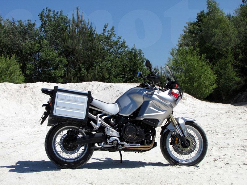 Essai Yamaha XTZ Super Ténéré 1200 2010 par Jean-Michel Lainé