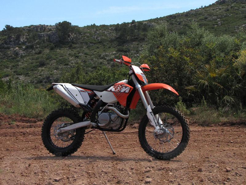 Essai KTM EXC 530 modèle 2011 par Jean-Michel Lainé