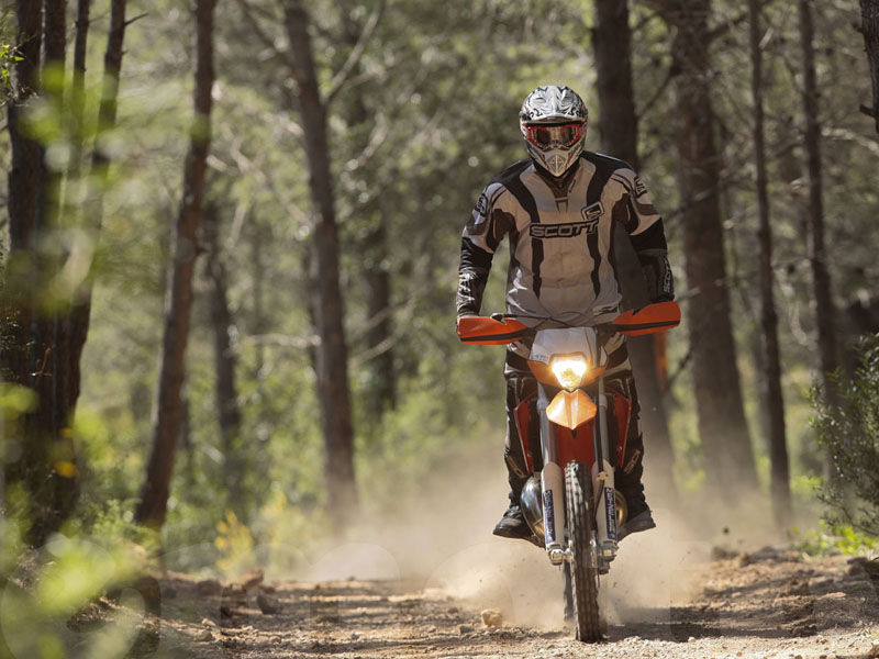 Essai KTM EXC 300 2011 par Jean-Michel Lainé
