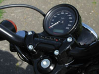 Photo 3 Essai Harley-Davidson Forty Eight 2010