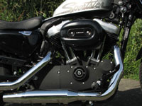 Photo 5 Essai Harley-Davidson Forty Eight 2010