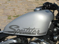 Photo 10 Essai Harley-Davidson Forty Eight 2010