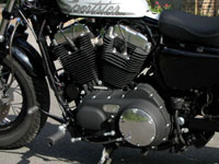 Photo 16 Essai Harley-Davidson Forty Eight 2010