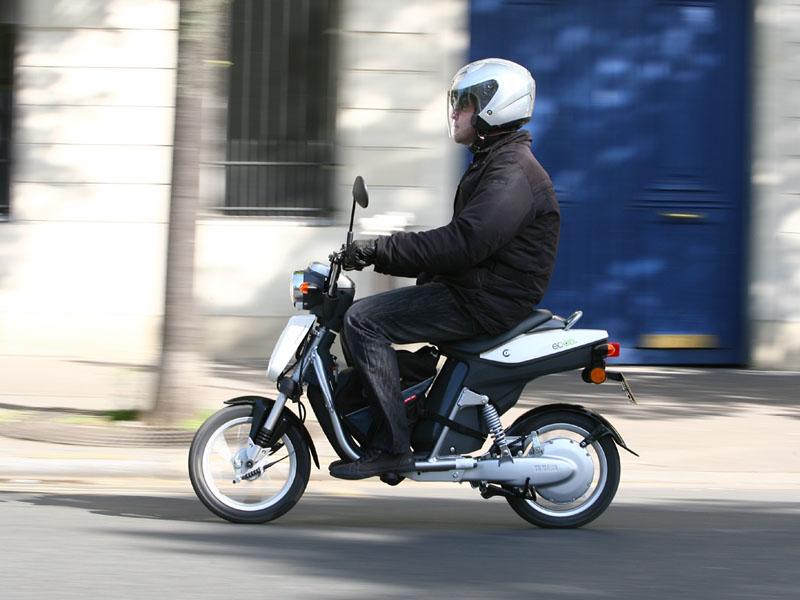 Essai Yamaha EC-03 2011 par Jean-Michel Lainé