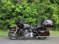 Photo 1 Essai Harley-Davidson Electra Glide Ultra Limited 2011