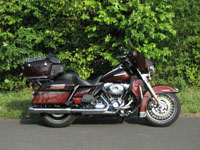 Photo 2 Essai Harley-Davidson Electra Glide Ultra Limited 2011