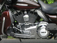 Photo 10 Essai Harley-Davidson Electra Glide Ultra Limited 2011