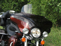 Photo 14 Essai Harley-Davidson Electra Glide Ultra Limited 2011