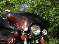Photo 15 Essai Harley-Davidson Electra Glide Ultra Limited 2011