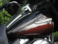 Photo 27 Essai Harley-Davidson Electra Glide Ultra Limited 2011