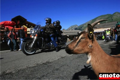 Morzine Harley Days 2011