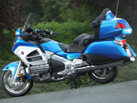 Photo 1 Essai Honda Goldwing 1800 2012