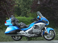 Photo 2 Essai Honda Goldwing 1800 2012