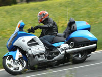 Photo 14 Essai Honda Goldwing 1800 2012