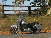 Photo 1 Essai Harley-Davidson Switchback 2012