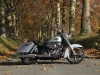 Photo 2 Essai Harley-Davidson Switchback 2012