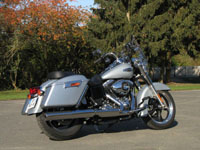 Photo 3 Essai Harley-Davidson Switchback 2012