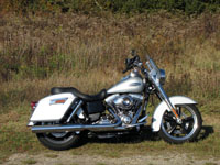 Photo 4 Essai Harley-Davidson Switchback 2012