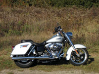Photo 5 Essai Harley-Davidson Switchback 2012