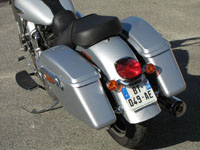 Photo 25 Essai Harley-Davidson Switchback 2012