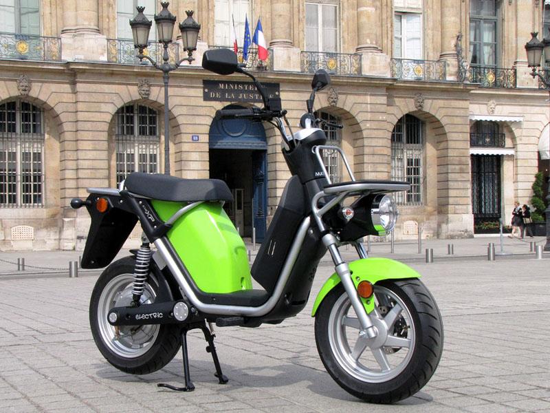 Essai Matra e-MO XP modèle 2011 par Jean-Michel Lainé