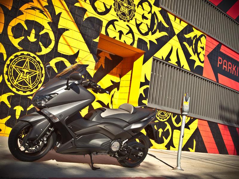 Essai Yamaha T-Max 530 2012 par Jean-Michel Lainé