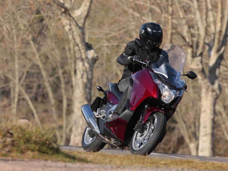 Essai Honda Integra modèle 2012 par Jean-Michel Lainé