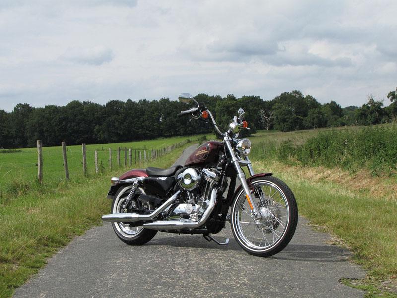 Essai Harley-Davidson Seventy Two 2012 par Jean-Michel Lainé