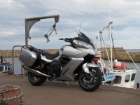 Photo 26 Essai Triumph Trophy 1200 SE 2013