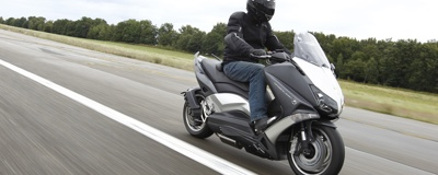 Yamaha T-Max 530 Lazareth Hyper Modified 2012