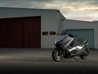 Photo 7 Essai Yamaha T-Max 530 Lazareth Hyper Modified 2012