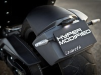 Photo 12 Essai Yamaha T-Max 530 Lazareth Hyper Modified 2012