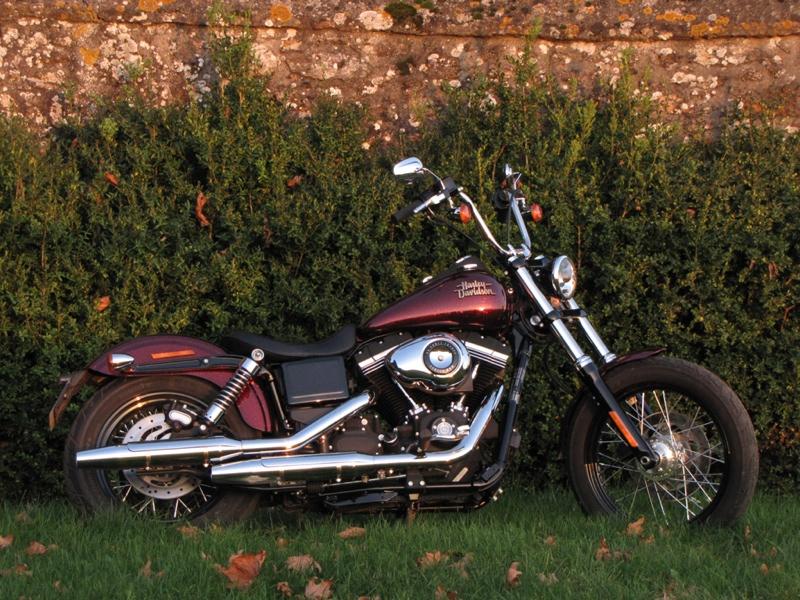 Essai Harley-Davidson Street Bob modèle 2013 par Jean-Michel Lainé
