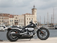 Photo 1 Essai Harley-Davidson Breakout 2013