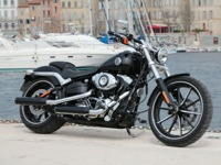 Photo 12 Essai Harley-Davidson Breakout 2013